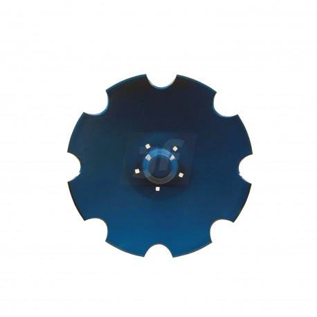 3490467. Disco dentado 620x6 Lemken adaptable