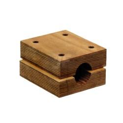 Cojinete de madera