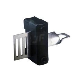 Aislador para cinta y puerta