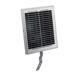 Panel solar 10W + soporte