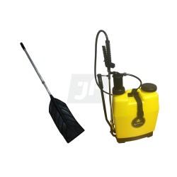 Kit de seguridad para cosechadora
