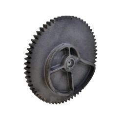 Rueda dentada con disco de guía 63D