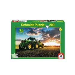 Puzzle John Deere 200 piezas